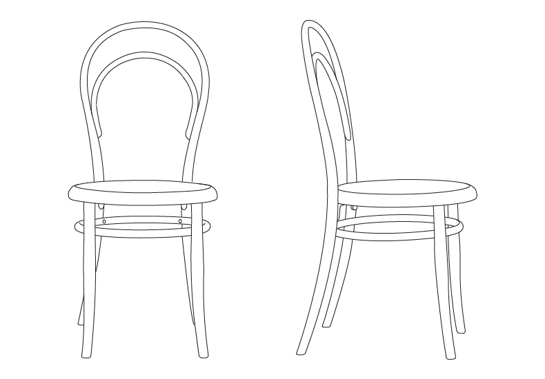 Thonet Side Chair